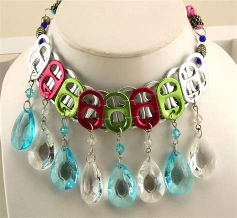 soda can craft projects keep calm and craft on soda tab choker necklace and