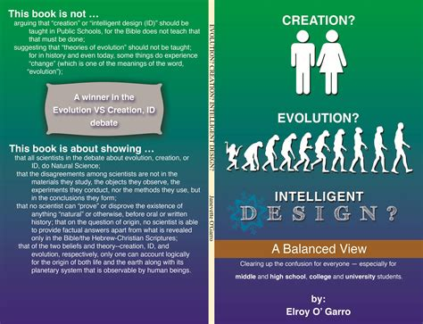 four views on creation evolution and intelligent design counterpoints bible and theology books pin evolution creation or intelligent design on