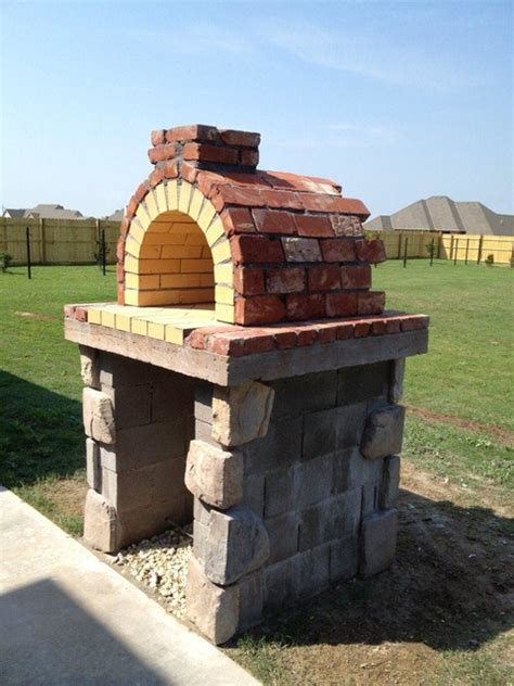 pdf plans how to build a brick pizza oven plans download