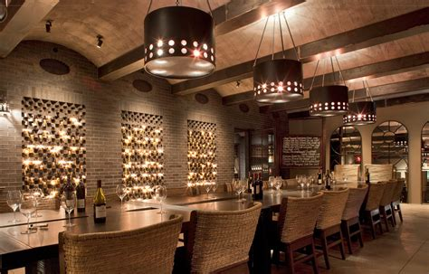 vire lounge tasting room bar architects our work trinchero