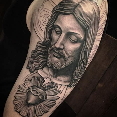 tattoo jesus cristo braço chicano tattoo jesus tatuagens tatuagem religiosa e bra 231 o