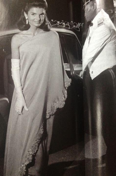 jackie kennedy in valentino 1967 jackie kennedy style