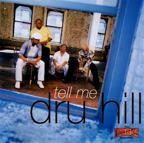 in my bed dru hill highest level of music dru hill tell me eddie