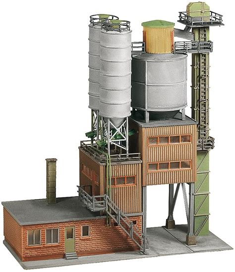 faller  ho scale cement works
