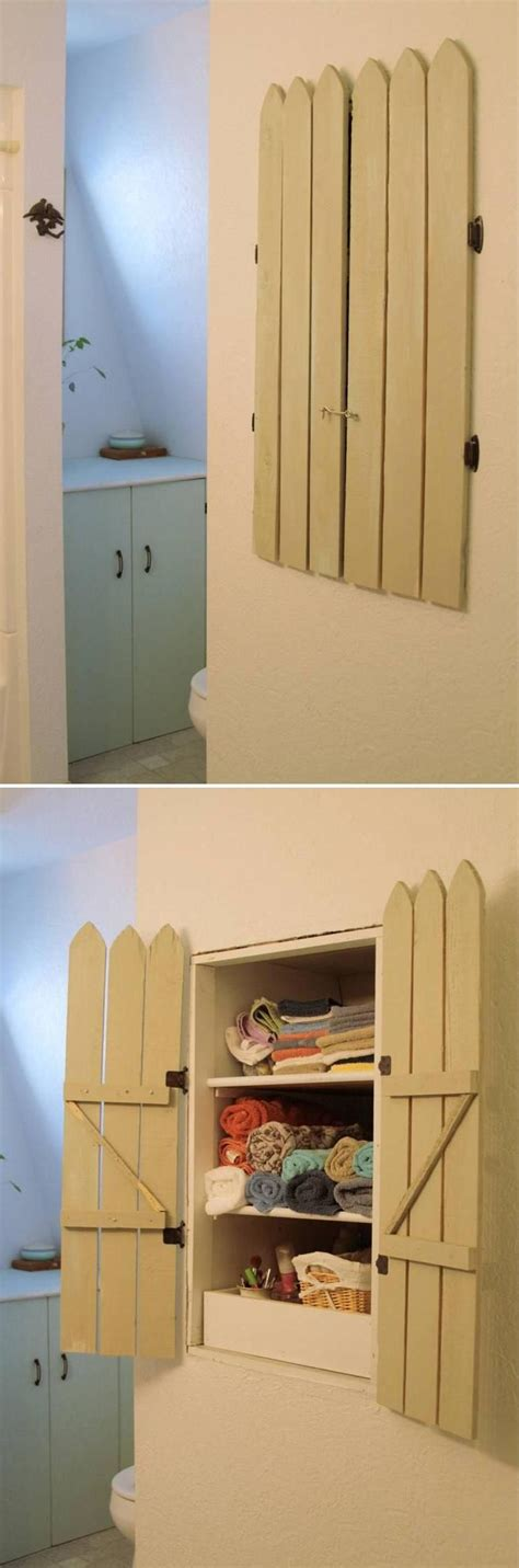 Diy Bathroom Storage Solutions Top 10 Diy Bathroom Storage Solutions 05