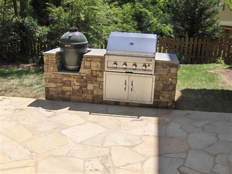 Backyard Bbq Enclosure Outdoor Kitchens And Grill Enclosures Landscape