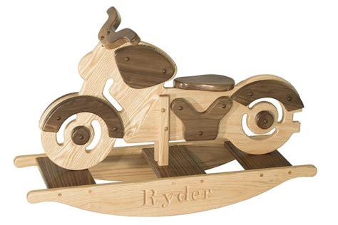 Bathroom Vanities Made In America Amish Wooden Kids Motorcycle Rocker