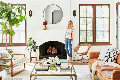 instyle home decor lauren conrad unveils stunning remodel on 4 4m property