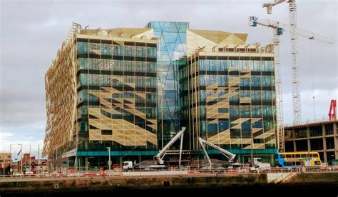 centra bank all that glitters is gold as new glitzy central bank