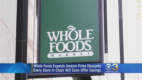 amazon whole foods whole foods expanding discounts for amazon prime members