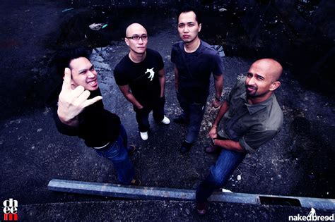 Deftones Band Musik malaysian rock band nakedbreed release new