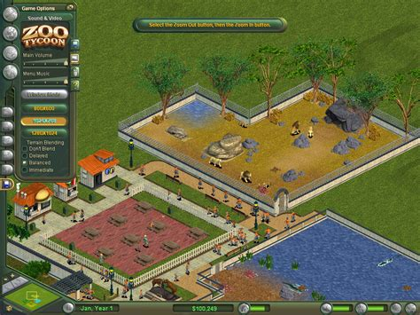 design a zoo game voici quelques captures d 233 cran de zoo tycoon zoo tycoon