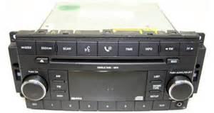 2008 Chrysler 300 Radio 2008 2009 Chrysler 300 Factory Aux Cd Player Radio R 1900 2