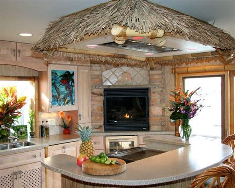 tropical kitchen design tropical kitchen design indoor decor pinterest