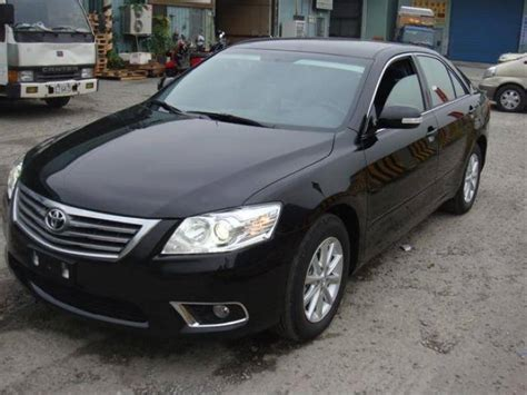 2010 Toyota For Sale 2010 Toyota Camry For Sale 2000cc Gasoline Ff