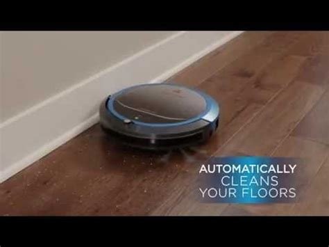 smartclean robotic vacuum  bissells  robot vacuum