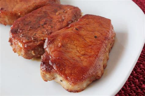 momma hen s kitchen honey garlic baked pork chops