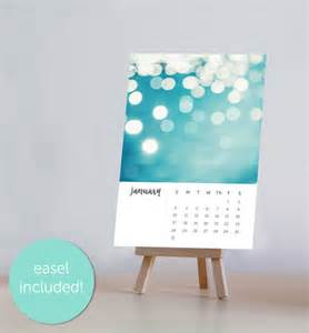 2017 calendar desk calendar with stand photography calendar