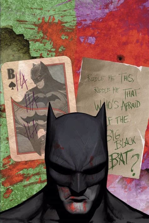 batman vol 4 the war of jokes and riddles rebirth books tom king et mikel janin teasent batman the war of jokes