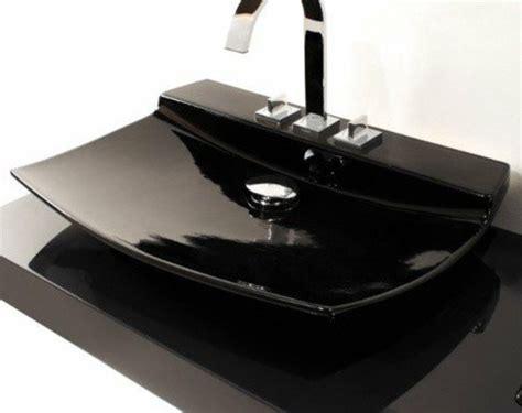 waschbecken bad schwarz schwarzes waschbecken f 252 r das badezimmer