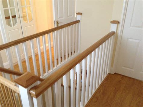 replacement banister spindles replacing a banister and spindles view pictures and