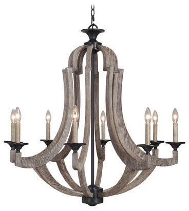 casual chandeliers jeremiah winton weathered pine bronze casual ch elier w