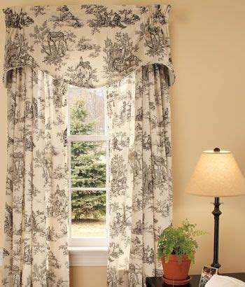 country french drapes 25 best ideas about toile curtains on pinterest top