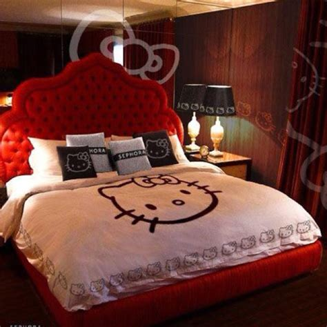 hello kitty bedroom design home design ideas hello kitty room ideas