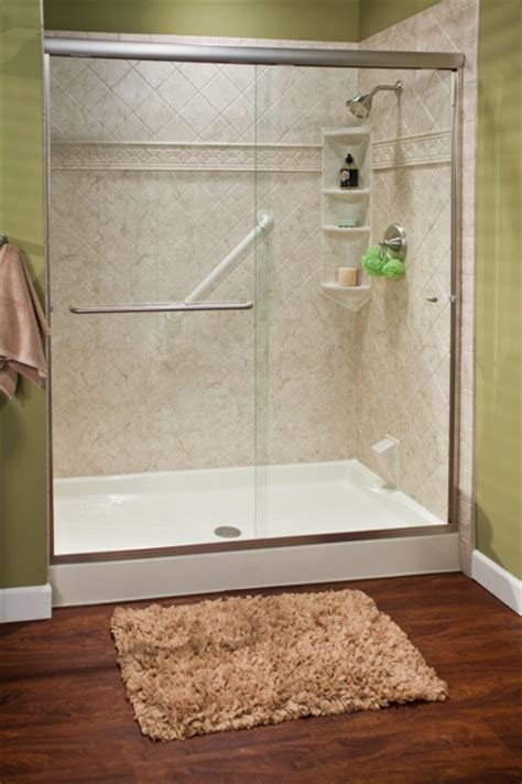 shower vs bathtub the solera group small bathroom renovation tub vs shower