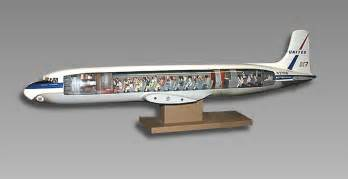 Super Constellation Interior Metal Airliners Desktop Models Collection De Maquettes D