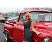1955 Chevy Pick Up 2nd Series V8 Auto PS PDB Super Solid Great Driver