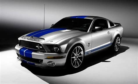 2008 ford mustang gt500kr car and driver
