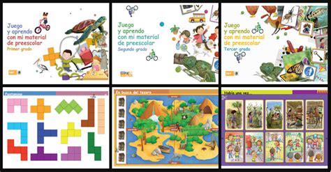 juego y aprendo con mi material de preescolar tercer juego y aprendo con mi primer material de preescolar 1 186