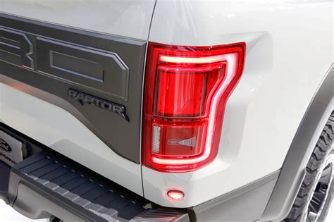 2017 f150 tail lights first drive 2017 ford f 150 raptor automobile magazine