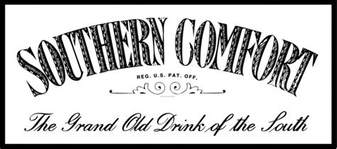Southern Comfort Font by Southern Comfort Free Vector 88 Files For