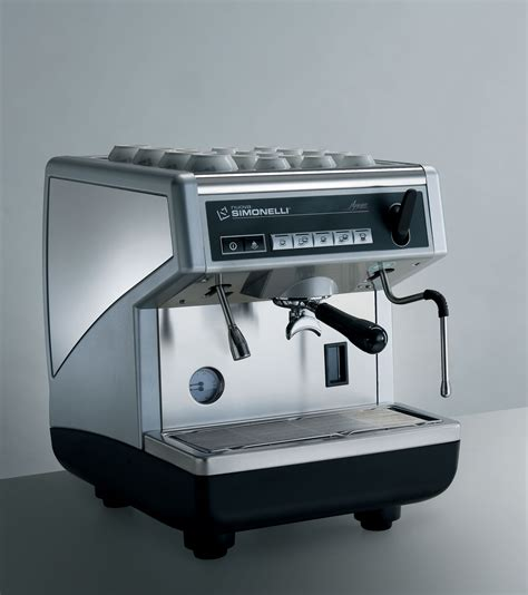 Coffee Machine Simonelli nuova simonelli appia 2 3 volumetric commercial