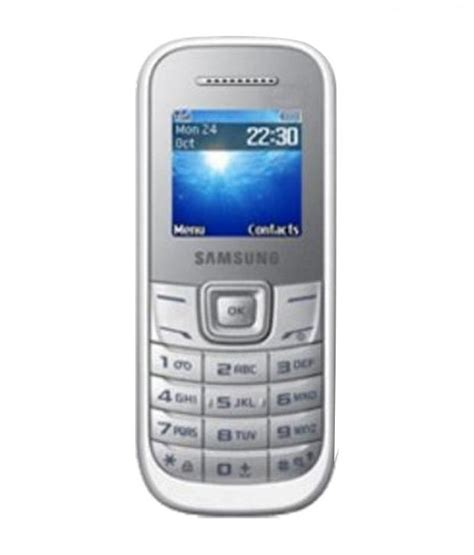 Handphone Samsung E6 the best mobiles the best price samsung guru 1200 white