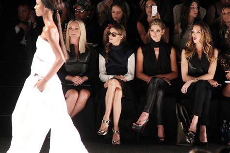 Clothes My Back La Fashion Week by Fashion Week Ou La De Tout Un Monde 1 2 Felicior