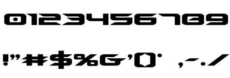 drive font drive font