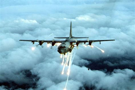 Ac Second specifications and history of the ac 130 gunship