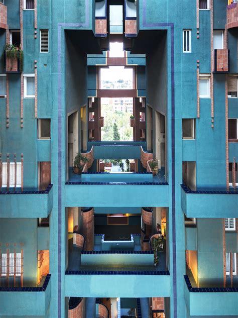 Modern Apartment Plans gallery of ad classics walden 7 ricardo bofill 6