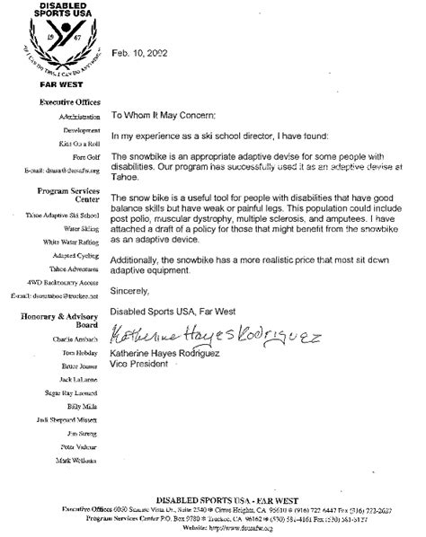 Acceptance Letter For Residency Adaptive Resort Letters