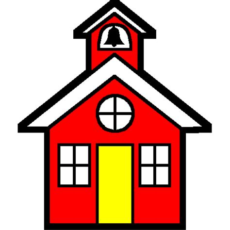 Free House Designs picture of a school house clipart best