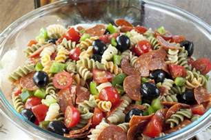pasta salad recipie classic italian pasta salad wishes and dishes