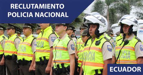 Policia Nacional Ecuador 2016 Inscripciones | policia nacional ecuador 2016 inscripciones
