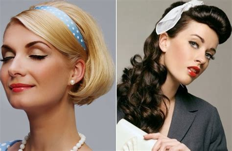 Retro Hairstyles For by Retro Hairstyles Www Imgkid The Image Kid Has It