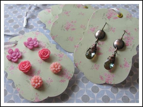 Diy Earring Card Template by 64 Diy Earring Holder How To S Guide Patterns