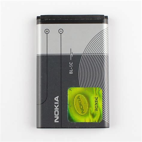 Battery Nokia Bl 5c Original original nokia bl 5c phone battery for nokia c2 01 c2 02