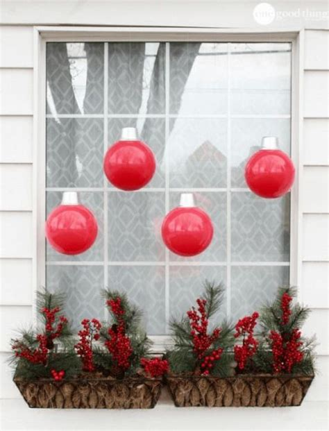oversized christmas ornaments tutorial how to make large