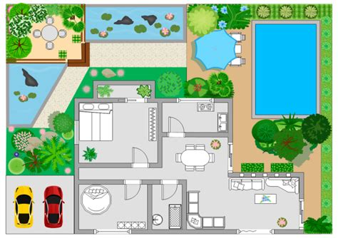 garden template free printable floor plan templates